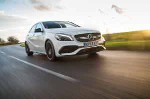 Mercedes-AMG A45 4Matic 2015 года (UK)
